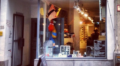 Photo of Art Gallery Lomography Gallery Store Antwerp at Kammenstraat 55, Antwerp 2000, Belgium