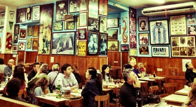 Photo of Pizza Place El Cuartito at Talcahuano 937, Buenos Aires C1013AAS, Argentina