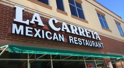 Photo of Mexican Restaurant La Carreta Mexican Restaurant at 5256 Robinhood Village Dr, Winston Salem, NC 27106, United States