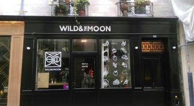 Photo of Gluten-free Restaurant Wild & the Moon at 55 Rue Charlot, Paris 75003, France