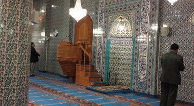 Photo of Mosque Yeşil Cami at Esenyurt, İstanbul, Turkey