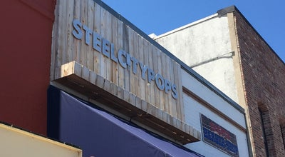 Photo of Ice Cream Shop Steel City Pops at 109 N College St, Auburn, AL 36830, United States