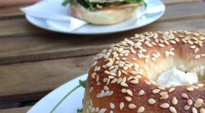 Photo of Bagel Shop iñez food bar at Bajcsy Zsilinszky Út 40., Budapest 1054, Hungary