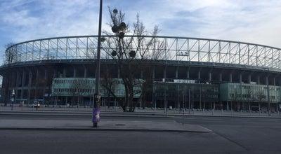 Photo of Bus Stop Busterminal Stadioncenter at Vienna, Austria