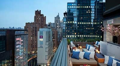 Photo of Lounge Above 6 at 6 Columbus Cir, New York, NY 10019, United States