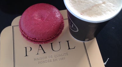 Photo of Bakery Boulangerie Paul at 3 Boulevard Victor Hugo, Nice 06000, France