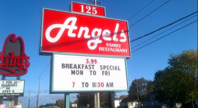 Photo of Diner Angels Diner at King George Rd, Brantford, ON, Canada