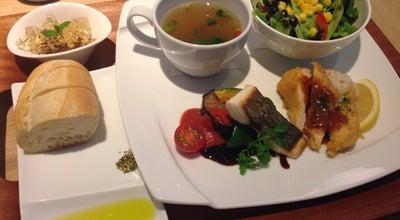 Photo of Vegetarian / Vegan Restaurant 旬穀旬菜 at 大深町3-1, 大阪市北区, Japan