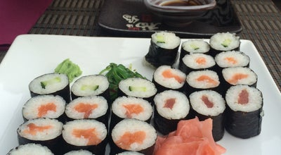 Photo of Sushi Restaurant Loui Sushi at Halle, Flanders, Belgium