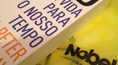 Photo of Bookstore Nobel Livraria Shopping Plaza at Itu 13304-000, Brazil