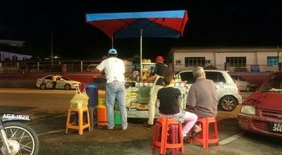 Photo of Burger Joint Burger Stall In Front THe Store at Kuala Kangsar, Malaysia