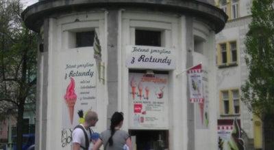 Photo of Ice Cream Shop Zmrzlina z Rotundy at Pražský Most, Hradec Králové, Czech Republic