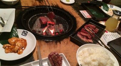 Photo of BBQ Joint 牛角 二口店 at 二口町1-2-2, 富山市 939-8211, Japan