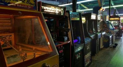 Photo of Arcade Half Moon Penny Arcade at 300 Lakeside Ave., Laconia, NH 03246, United States