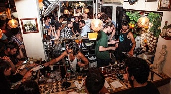 Photo of Bar HaMezeg (המזג) at 151 Ibn Gabirol St., Tel Aviv 6203715, Israel