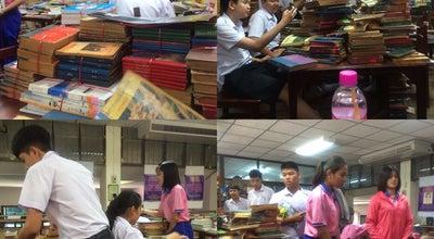 Photo of Library Library || PTK โรงเรียนปทุมเทพวิทยาคาร at เมือง, Thailand