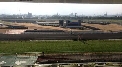 Photo of Racetrack 中京競馬場 馬主席 at 間米町敷田1225, 豊明市, Japan