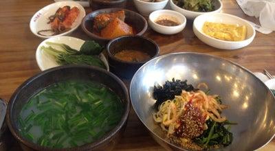 Photo of Korean Restaurant 할매재첩국 at 수영구 광남로120번길 8, 부산광역시, South Korea