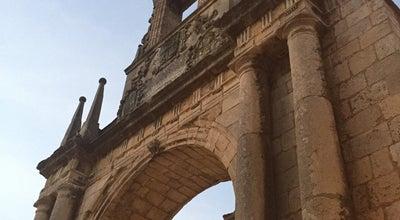 Photo of Historic Site Arco De Fernán González at Spain