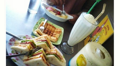 Photo of Burger Joint Dolphin Crepes & Juice at Jl. Cemara Raya, Banjarmasin, Indonesia