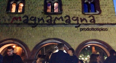 Photo of Wine Bar Magnamagna at Vicolo Dei Pellegrini, 2, Viterbo 01100, Italy