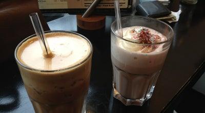 Photo of Coffee Shop Kosmos Place at Place Jourdanplein 35, Etterbeek 1040, Belgium
