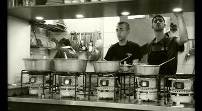 Photo of Middle Eastern Restaurant Azura (עזורה) at 4 Haeshkol St., Mahane Yehuda Market, Jerusalem, Israel