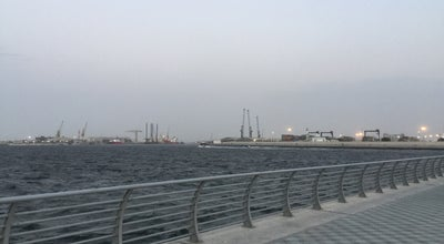 Photo of Beach Ajman Marina مرسى عجمان at United Arab Emirates