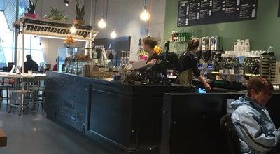 Photo of Cafe StationsHuiskamer at Station Arnhem Centraal, Arnhem 6811 KK, Netherlands