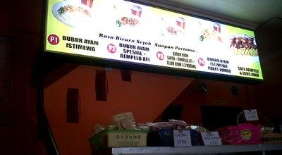 Photo of Breakfast Spot Bubur Ayam Abah Odil at Jl. Soekarno Hatta, Malang, Indonesia