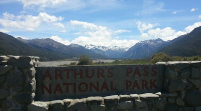 Photo of Mountain Arthur's Pass National Park at 81 West Coast Rd, Arthur's Pass, New Zealand