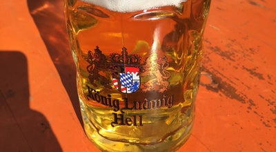 Photo of Beer Garden Stiftsmarkt at Bielefeld, Germany