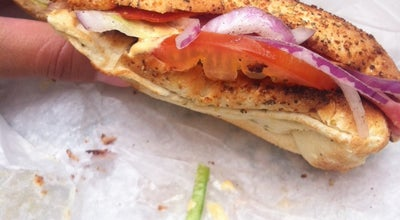 Photo of Sandwich Place subway  6ta avenida at Guatemala