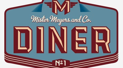 Photo of Diner Mister Meyers and Co. Diner at Humboldtstr. 12, Zwickau 08056, Germany