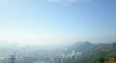 Photo of Mountain Kowloon Peak at Fei Ngo Shan Rd, Kowloon Peak, Hong Kong