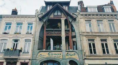 Photo of Historic Site Maison Coilliot at 14 Rue De Fleurus, Lille 59000, France