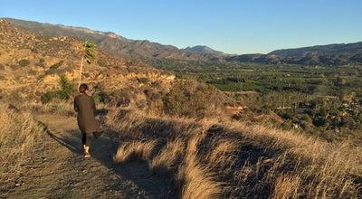 Photo of Trail Ojai Valley Trail at 407 W Ojai Ave, Ojai, CA 93023, United States