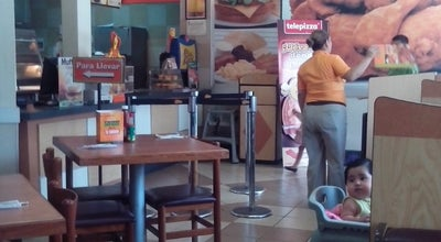 Photo of Fried Chicken Joint Pollo Campero at Alameda Juan Pablo Ii Y 5a Av., San Salvador, El Salvador