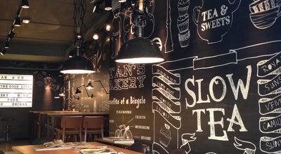 Photo of Modern European Restaurant Stan & Co. at Ganzenmarkt 16a, Utrecht 3512 GD, Netherlands