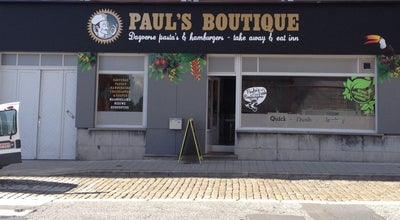 Photo of Burger Joint Paul's Boutique at Sint-amandstraat 48, Gent 9000, Belgium