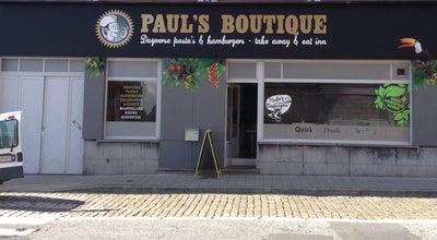 Photo of Burger Joint Paul's Boutique at Sint-amandstraat 48, Gent 9000, Belgium