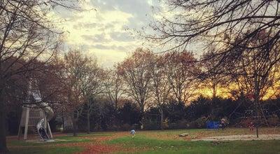Photo of Playground Playground Philips Van Lenneppark at Netherlands