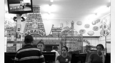 Photo of Pizza Place Pizzaria Saraiva at Rua Manaus,7, Carapicuiba, Brazil