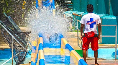Photo of Water Park Splashtown San Antonio at 3600 N Panam Expy, San Antonio, TX 78219, United States