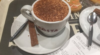 Photo of Coffee Shop Costa Coffee at Vulcan Rd, Sheffield S9 1EW, United Kingdom