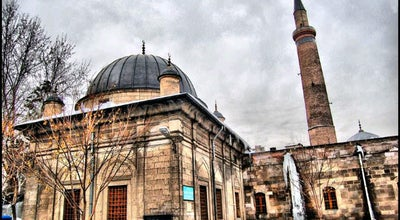 Photo of Mosque Camii Kebir at Kayseri, Turkey
