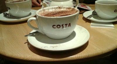 Photo of Coffee Shop Costa Coffee at 20 Silver St, Bedford MK40 1SU, United Kingdom