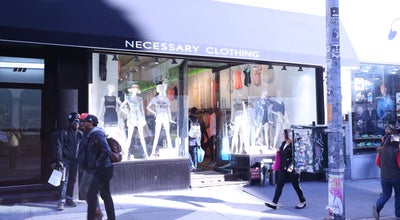 Photo of Women's Store Necessary Clothing at 442 Broadway, New York, NY 10013, United States