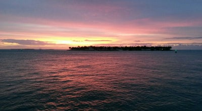 Photo of Pier Sunset Pier Edge at 12 Duval St, Key West, FL 33040, United States