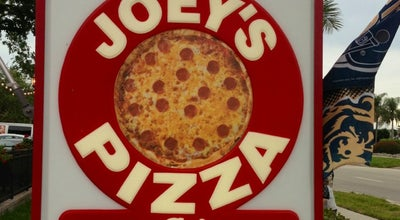 Photo of Pizza Place Joey's Pizza & Pasta House at 257 N Collier Blvd, Marco Island, FL 34145, United States